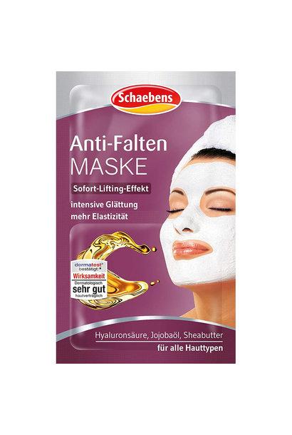 Anti-Falten Maske