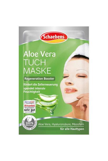 Aloe Vera Tuchmaske