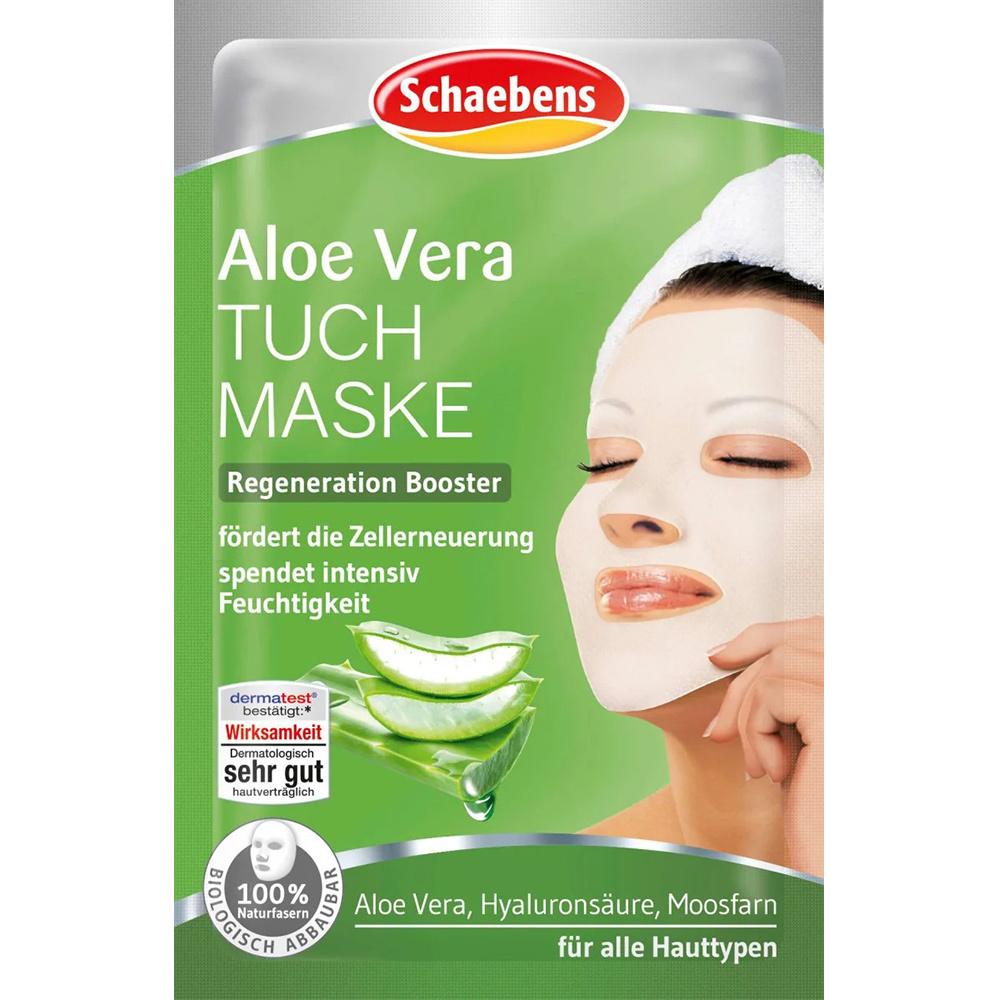 Aloe Vera Tuchmaske-1