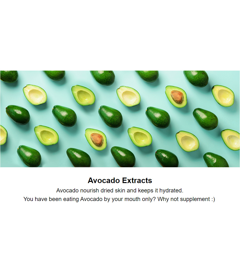 Friends Mask #Avocado-7