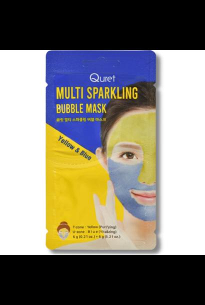 Multi Sparkling Bubble Mask