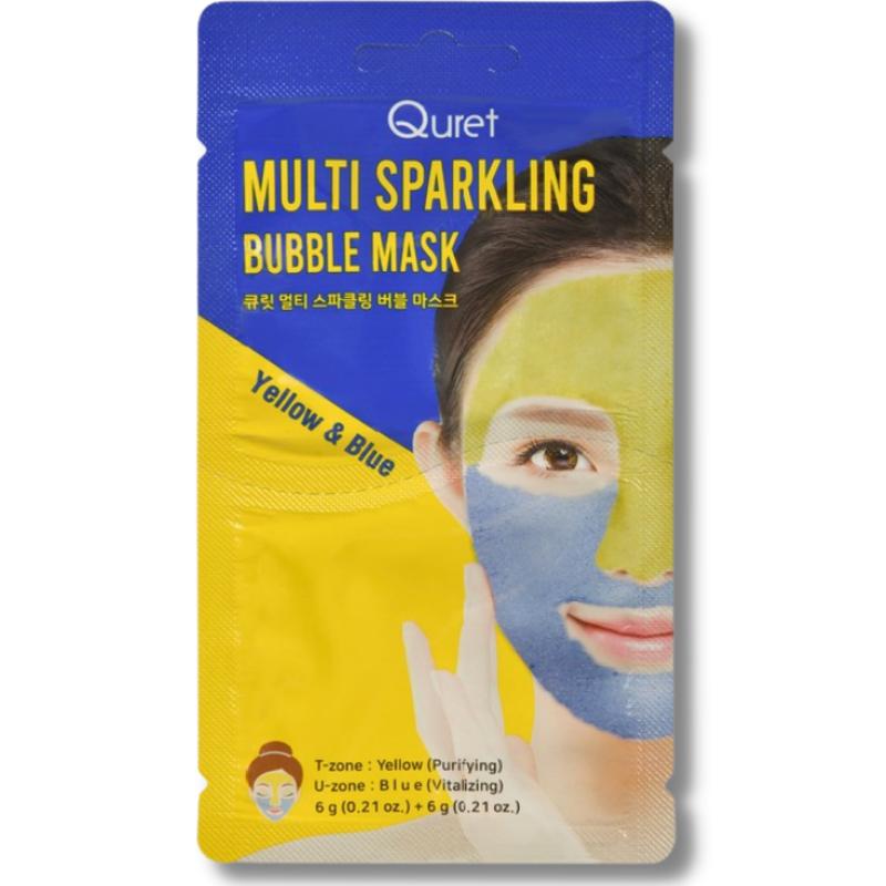 Multi Sparkling Bubble Mask-1
