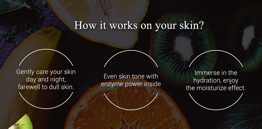 Enzyme Facial Mask Trial Mix (6 pcs)-6