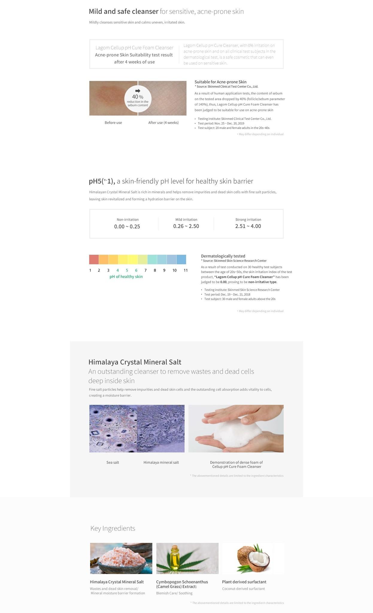 Cellup pH Cure Foam Cleanser-6