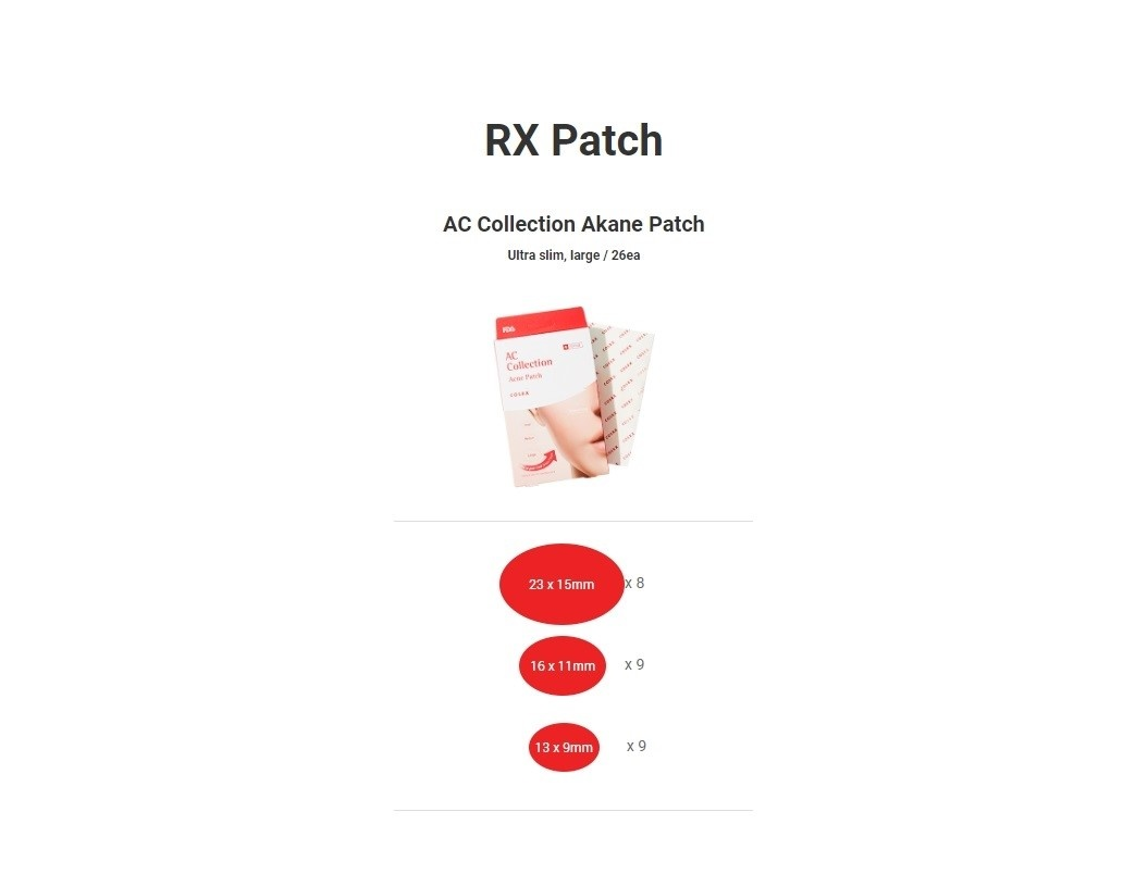 AC Collection Acne Patch-6
