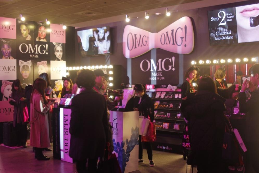 OMG! Hair Band (Light Pink)-6