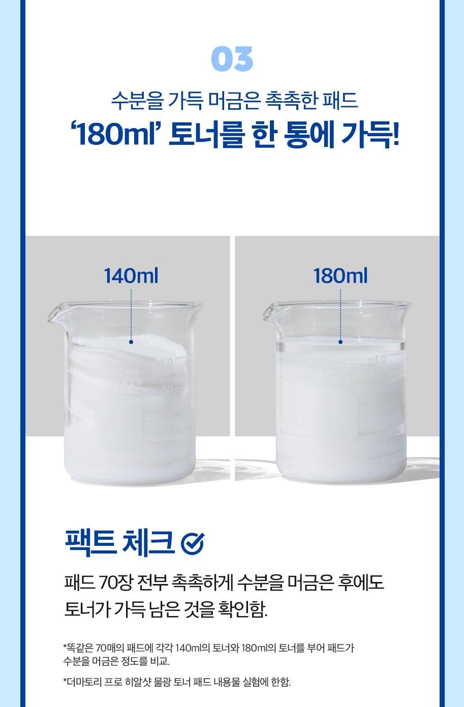 Pro Hyal-Shot Moisture Toner Pad-6