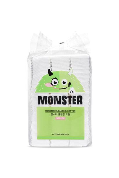 Monster Cleansing Cotton (408 pcs)