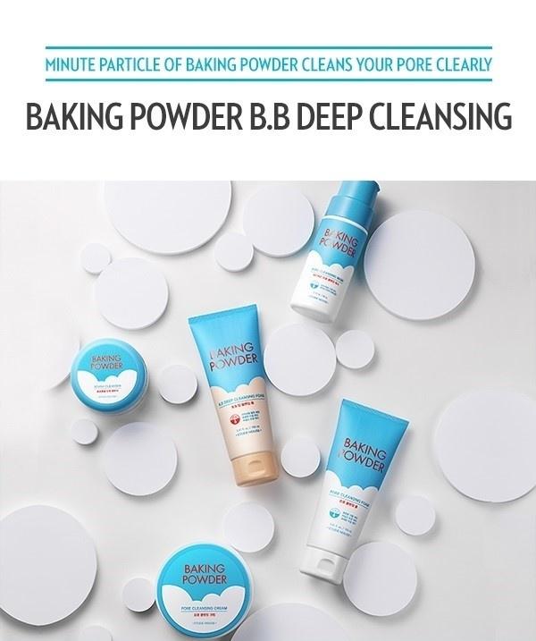 Baking Powder Pore Cleansing Foam-2