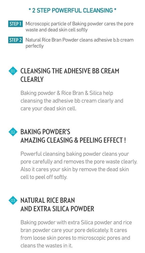 Baking Powder Pore Cleansing Foam-4