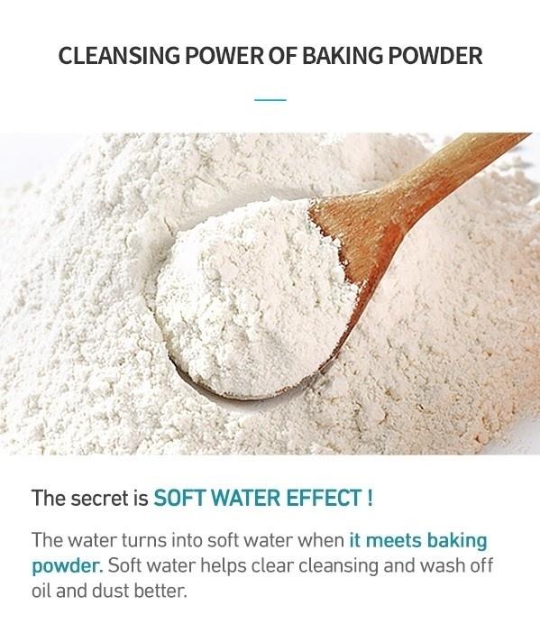 Baking Powder Pore Cleansing Foam-5