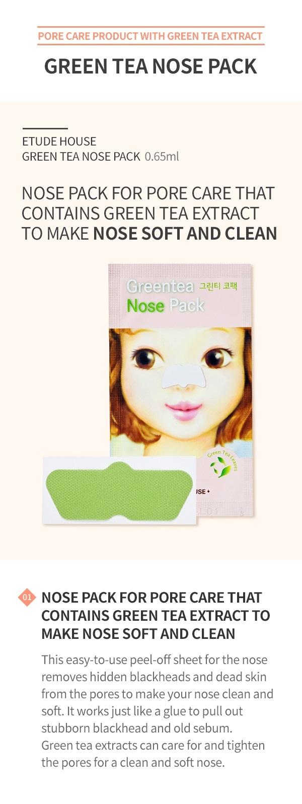 Green Tea Nose Patch-2
