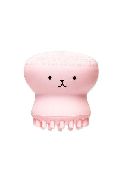 Jellyfish Silicone Brush