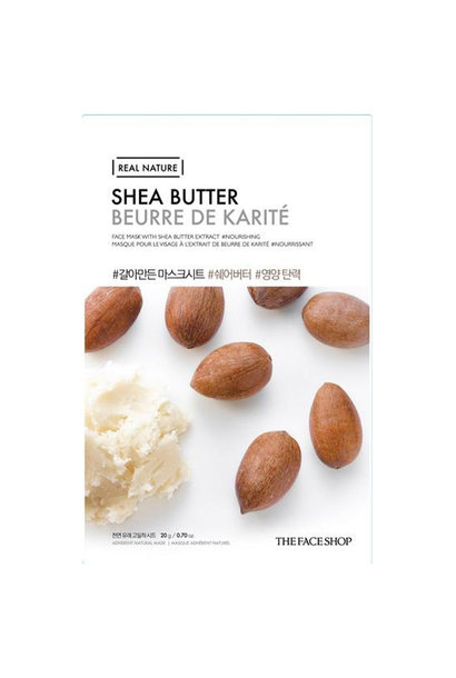 Real Nature Sheabutter