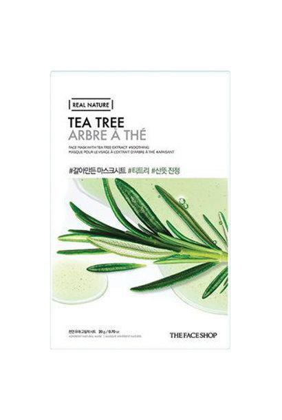 Real Nature Teebaum