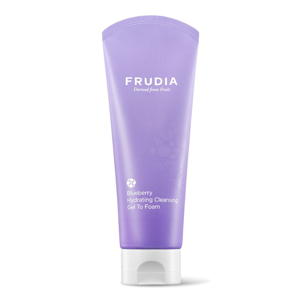 Blueberry Hydrating Cleansing Gel to Foam-1