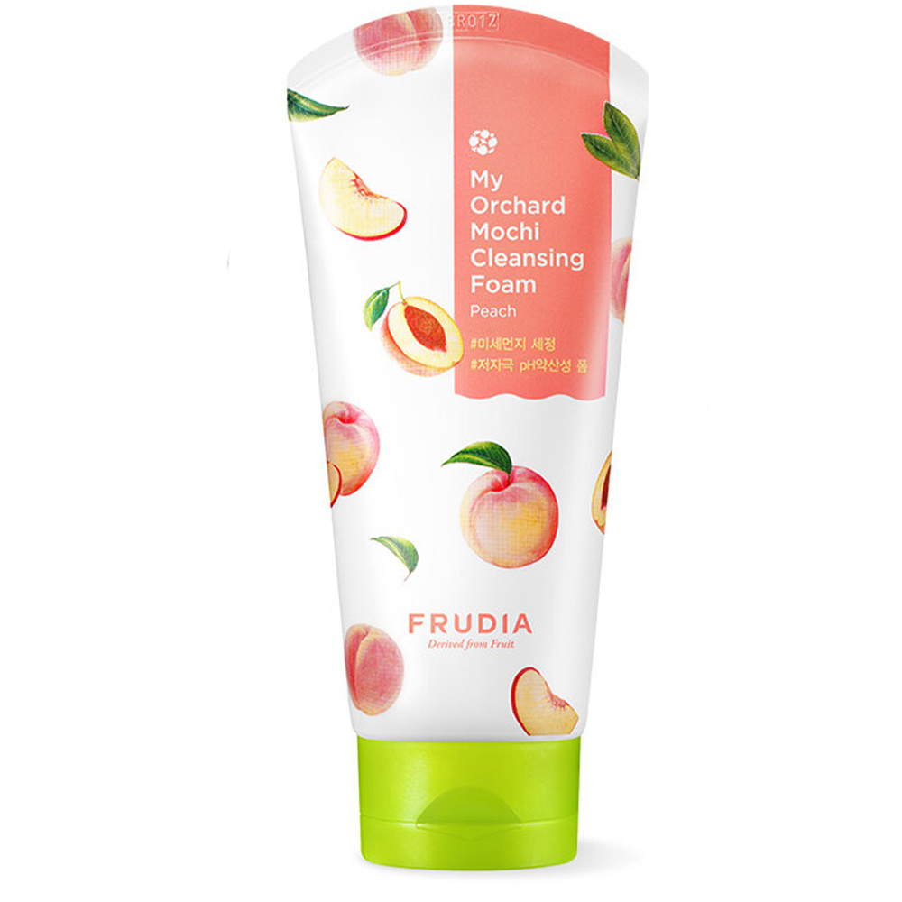 My Orchard Cleansing Foam #Peach-1