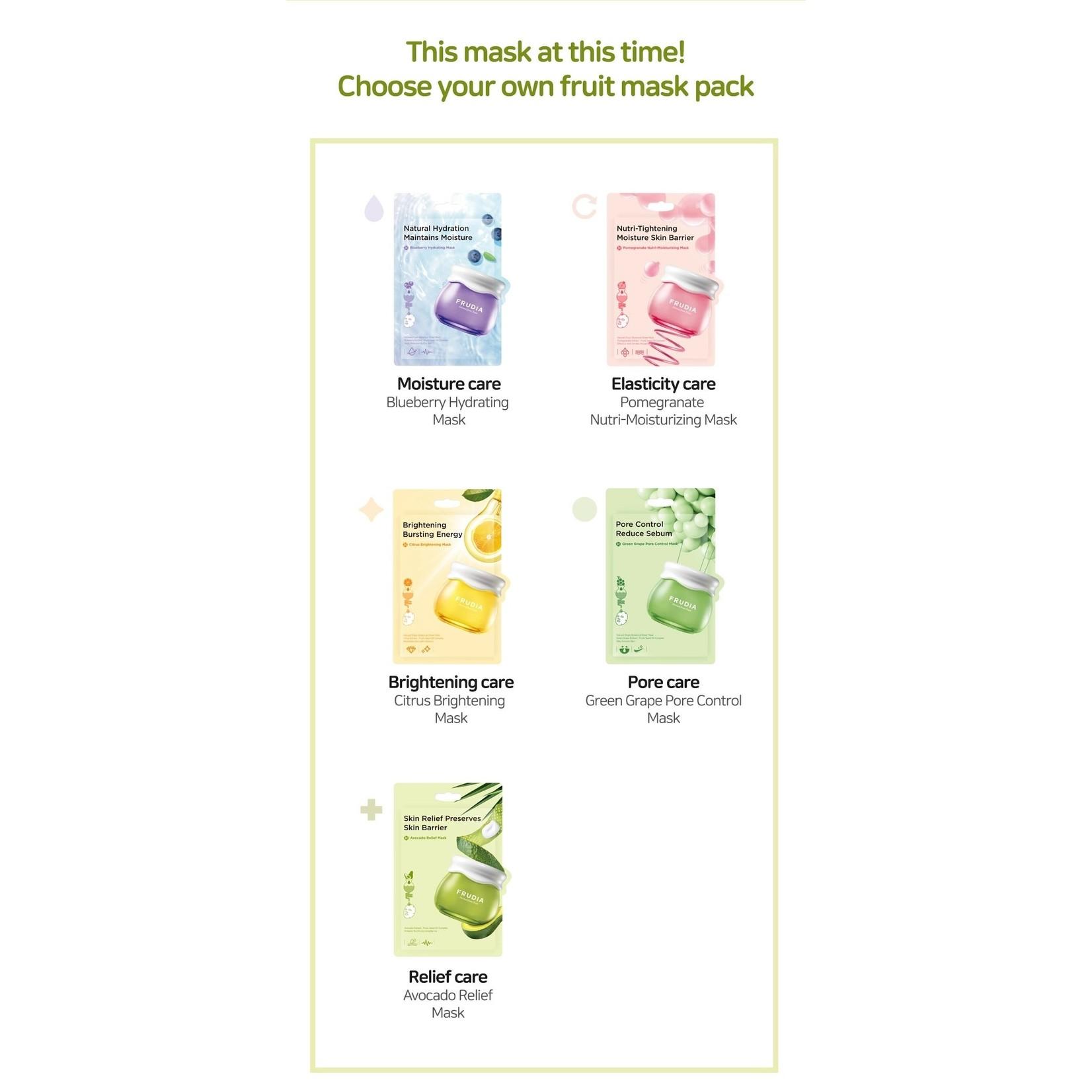 FRUDIA Avocado Relief Sheet Mask