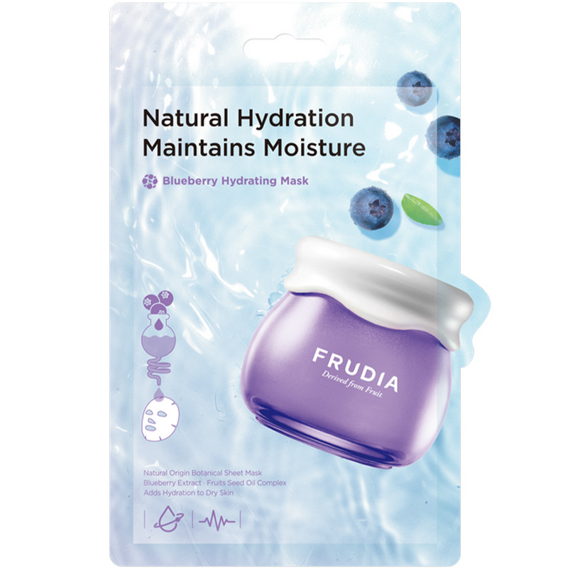 Blueberry Hydrating Tuchmaske-1