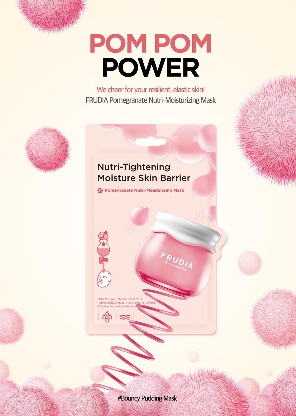 Pomegranate Nutri-Moisturizing Sheet Mask-2