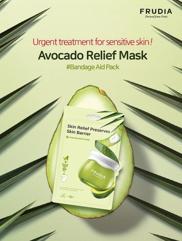 Frudia Sheet Mask Trial Mix (4 pcs)-2