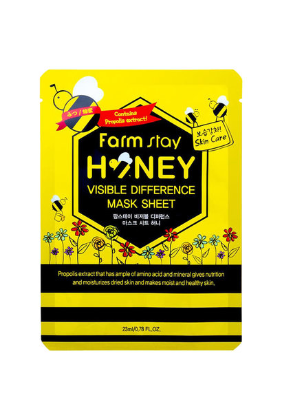 Visible Difference Mask HONEY