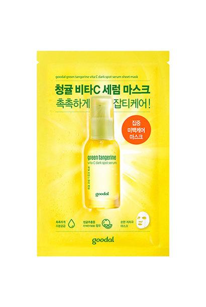 Green Tangerine Vita C Mask