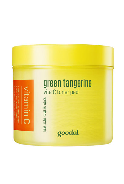 Green Tangerine Vitamin C Toner Pad