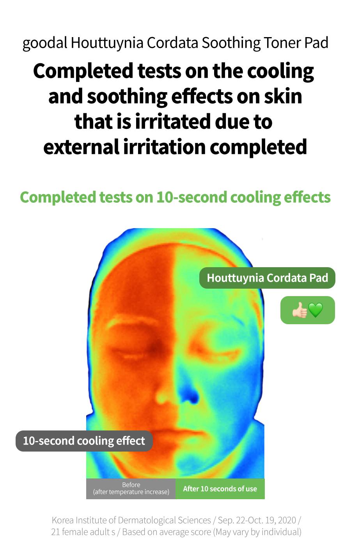 Houttuynia Cordata Calming Toner Pad-9