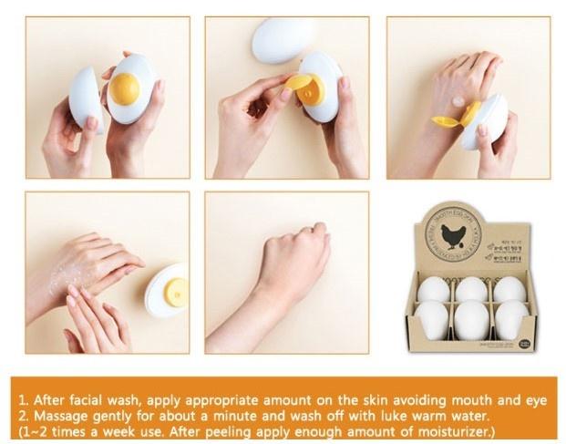 Smooth Egg Skin Peeling Gel-4