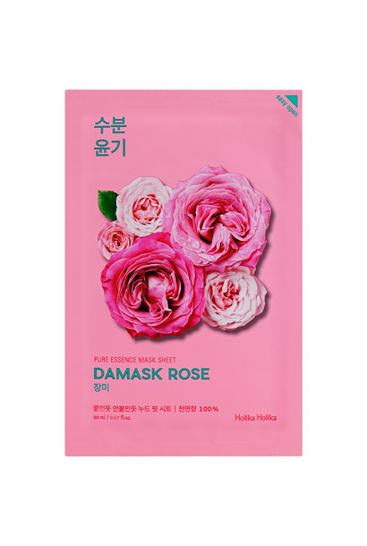 Pure Essence DAMASK ROSE