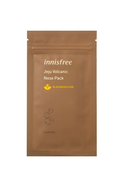 Jeju Volcanic Nose Pack (6 pcs)