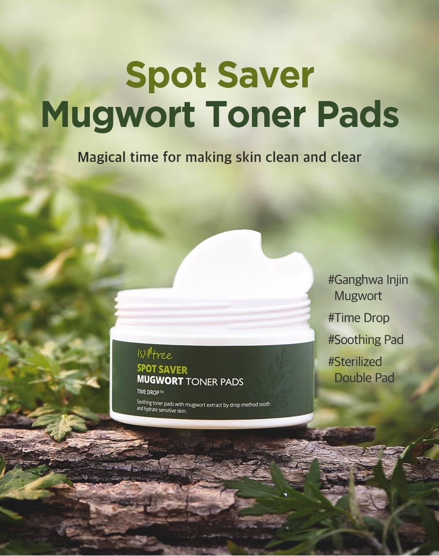 Spot Saver Mugwort Toner Pads-2