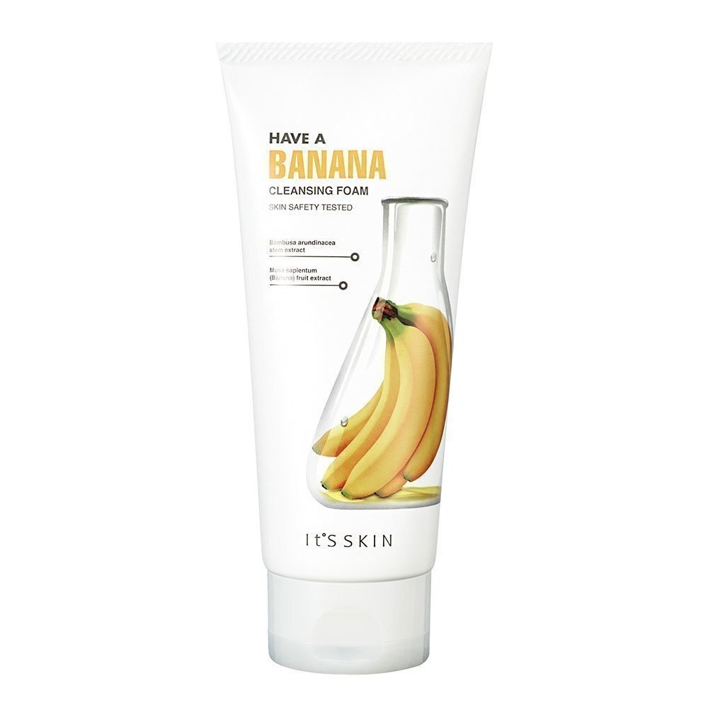 Have a Banana Cleansing Foam-1
