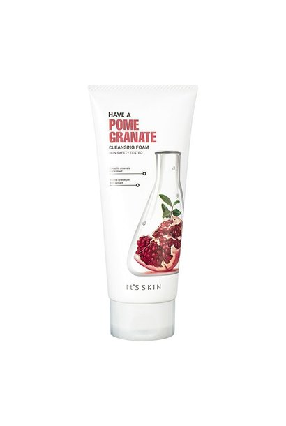 Have a Pomegranate Cleansing Foam