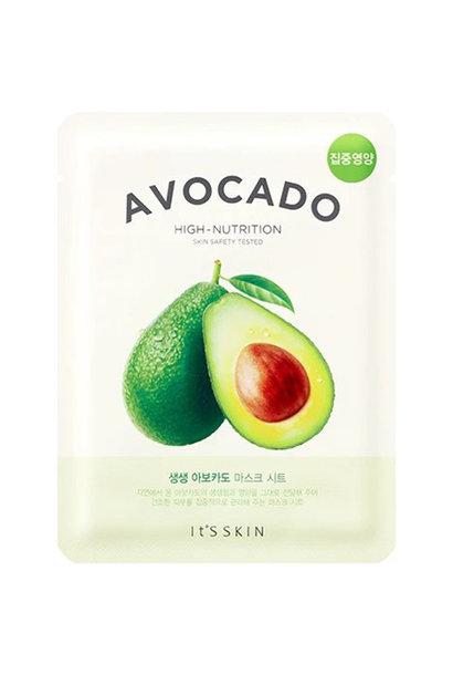 The Fresh Mask Sheet - Avocado