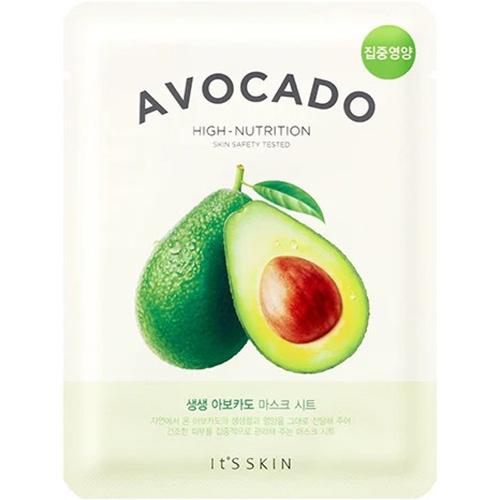 The Fresh Mask Sheet - Avocado-1