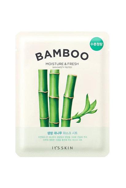 The Fresh Mask Sheet - Bamboo