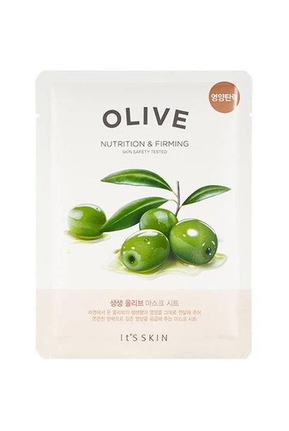 The Fresh Mask Sheet - Olive