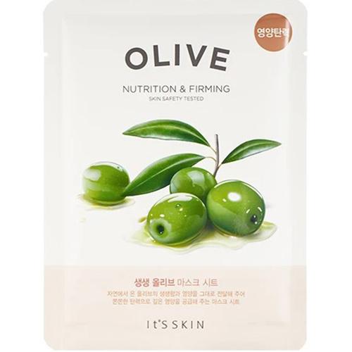 The Fresh Mask Sheet - Olive-1