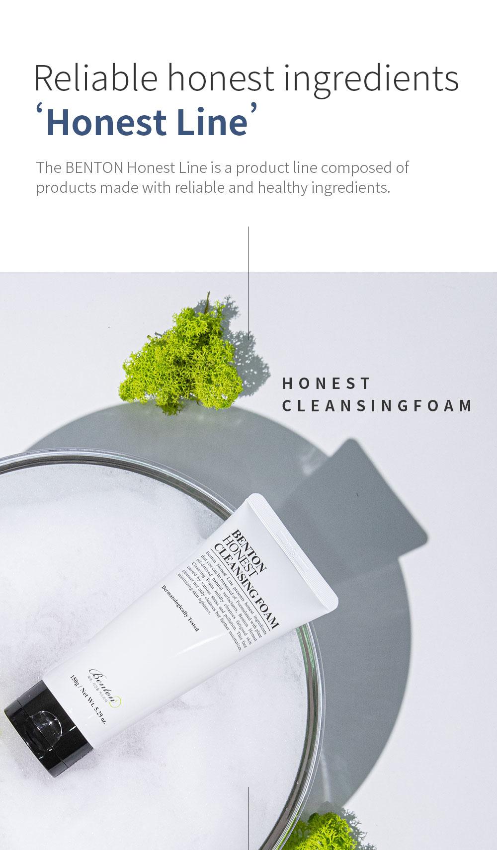 Honest Cleansing Foam-3