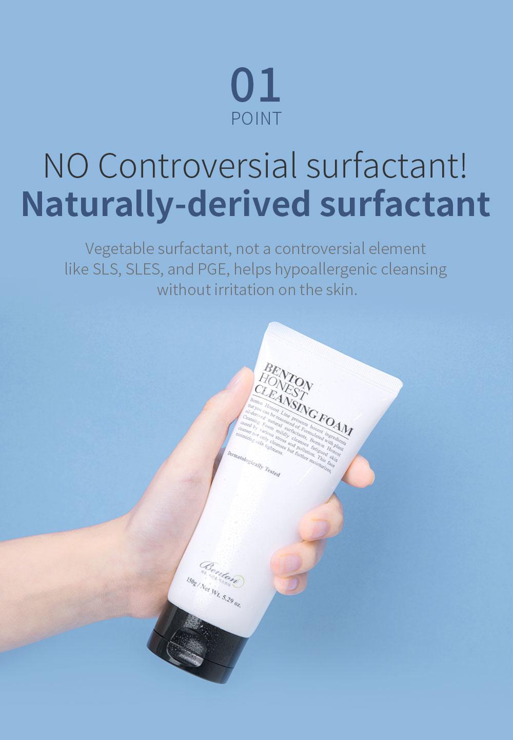 Honest Cleansing Foam-5