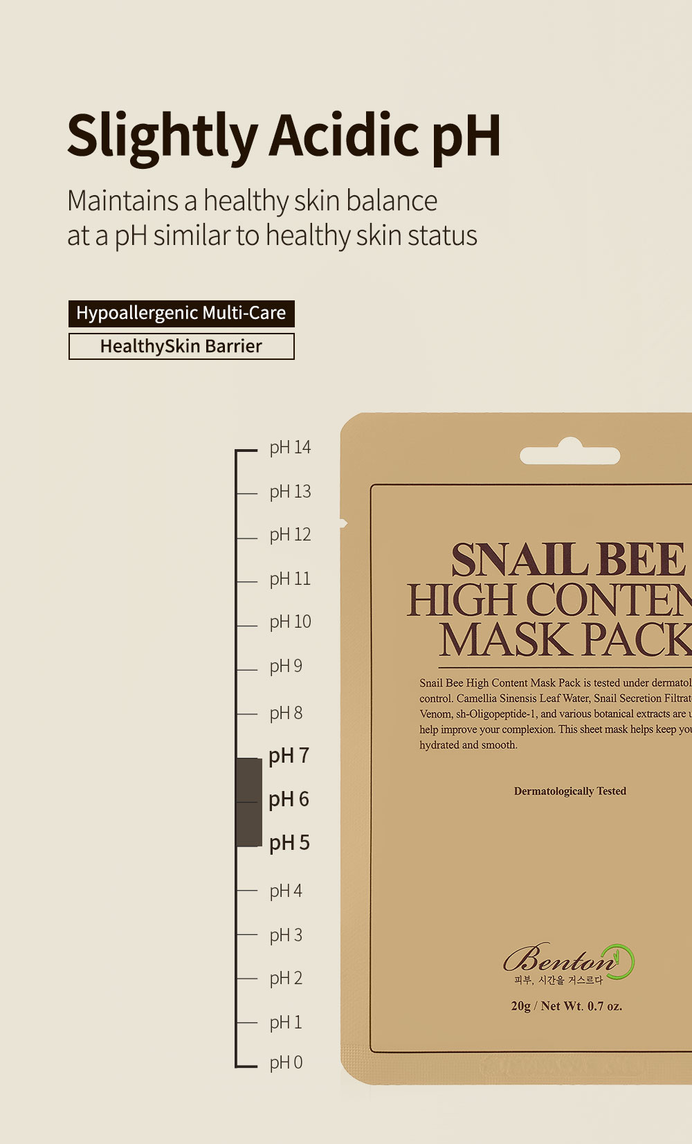 Snail Bee High Content Mask Pack-8