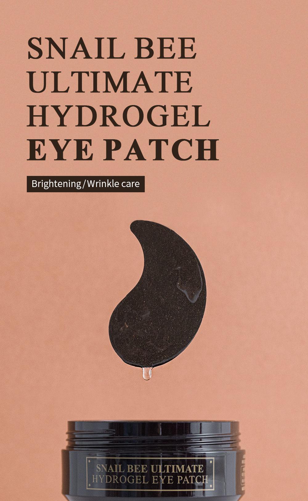 Snail Bee Ultimate Hydrogel Eye Patch-2