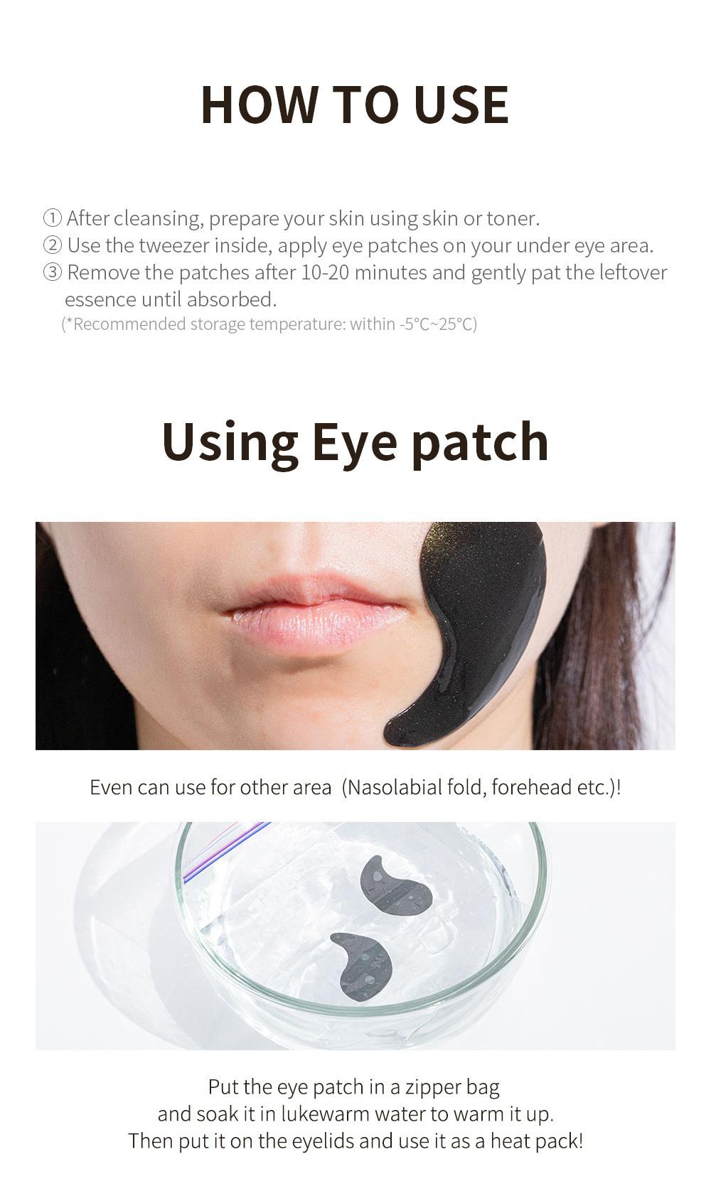 Snail Bee Ultimate Hydrogel Eye Patch-8