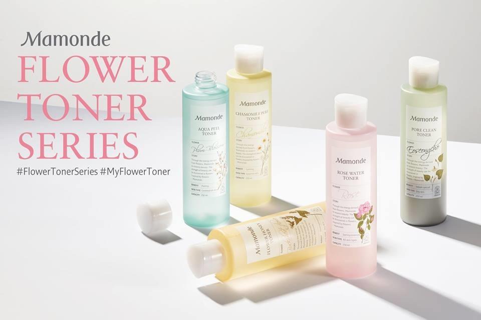 Flower Toner Probierset-2