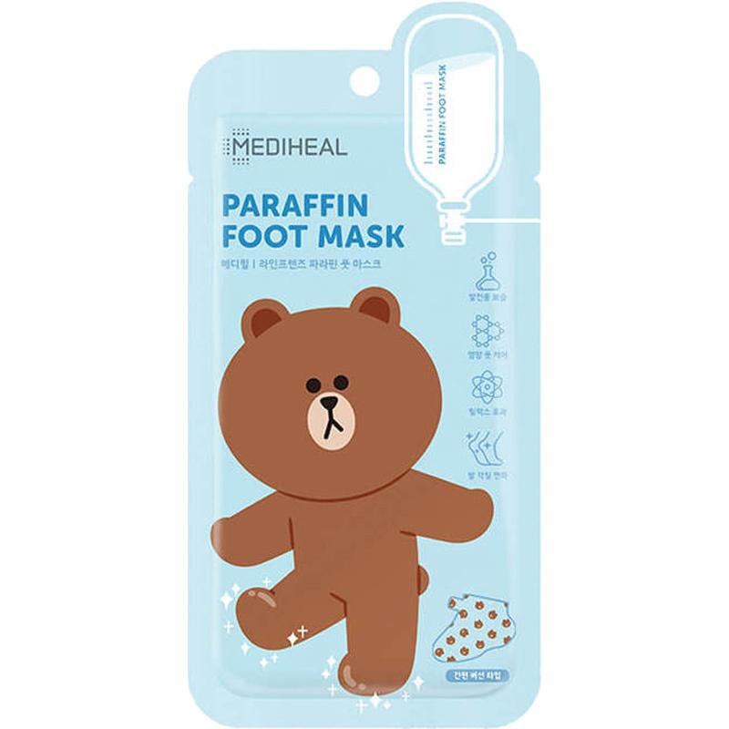 Line Friends Paraffin Foot Mask-1