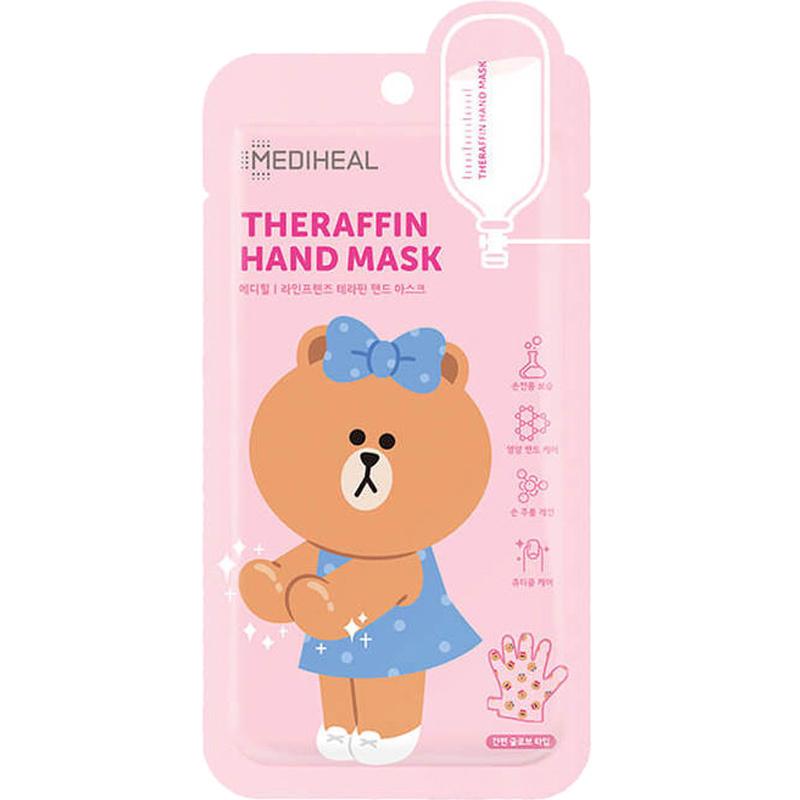 Line Friends Theraffin Hand Mask-1
