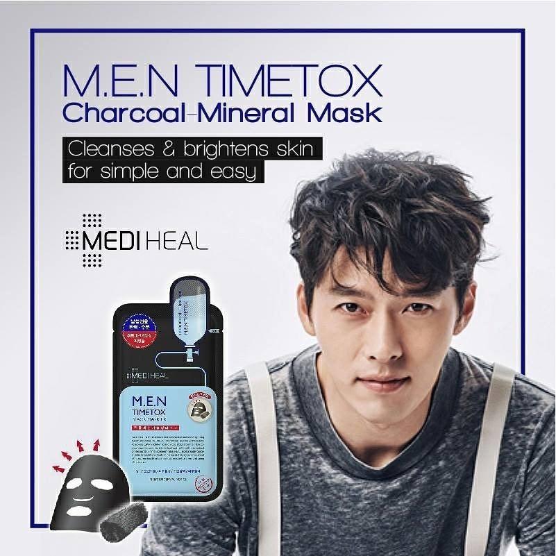 M.E.N Timetox Black Mask EX.-3