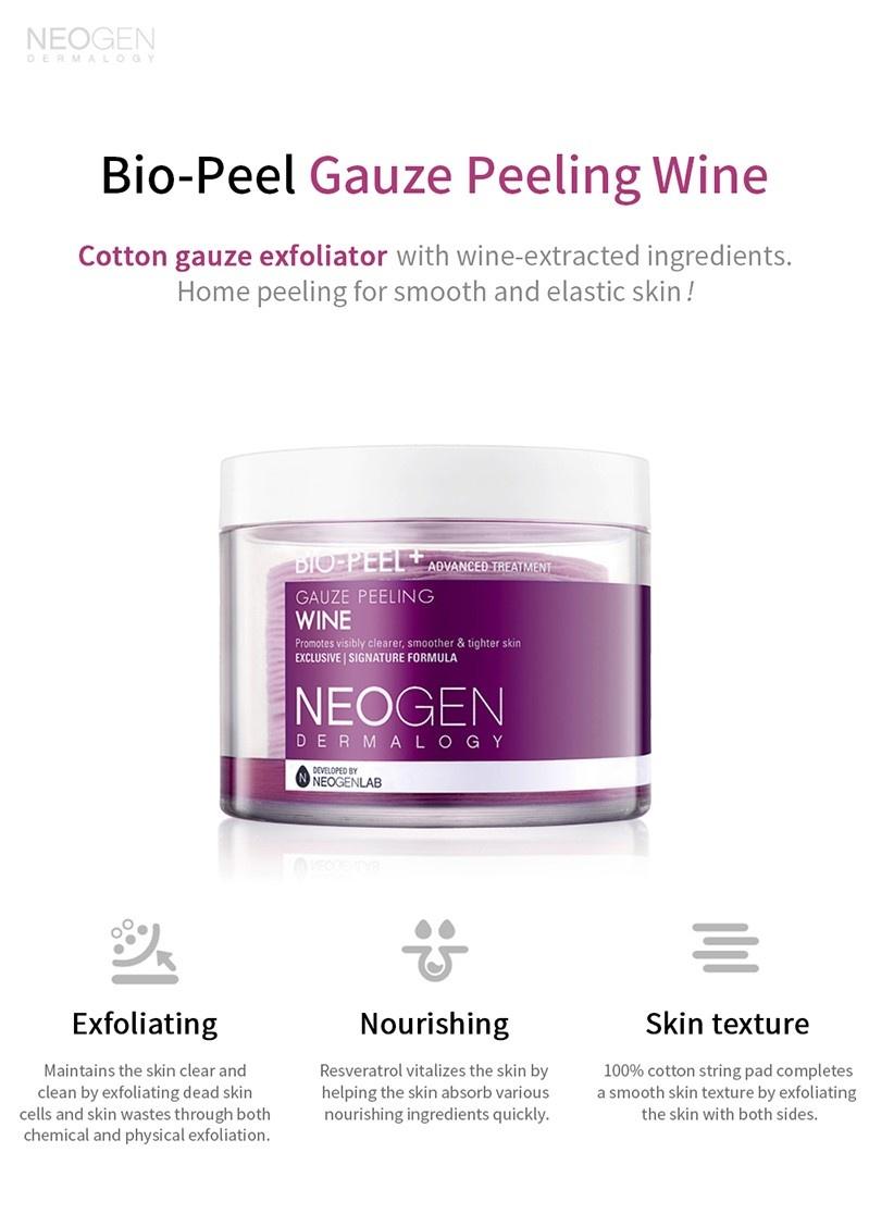 Bio-Peel Gauze Peeling Wine (8 pcs)-3